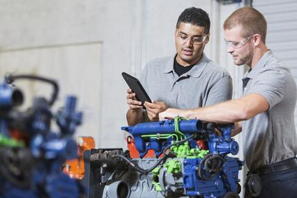 winning culture for technicians